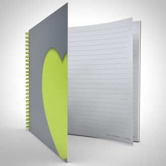 Wire Bound Notepads